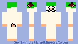 cappy Minecraft Skin