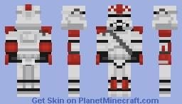 Captain Fordo Minecraft Skin
