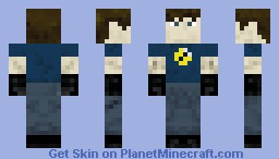 Captain hammer Minecraft Skin