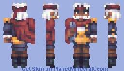 Captain Quack Minecraft Skin