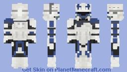 Captain Rex (Phase 2) Minecraft Skin