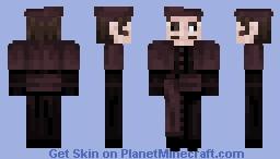 Cardinal Copia (Ghost) Minecraft Skin