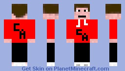 Caria order Minecraft Skin