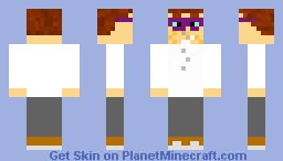 carl (phineas and ferb) Minecraft Skin