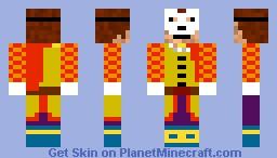 Carnevale di Venezia Colorful Cat Skin Colorful Cat Skin Minecraft Skin