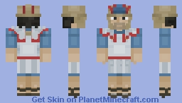 Carthaginian Soldier Minecraft Skin