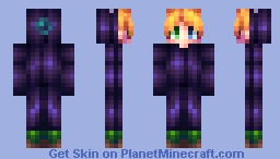 Fanskin.. oF mYSeLF? Skintober - Lxna's Skintober - Day 1
