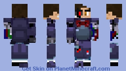 CASIMOCHO ANIMATRONICO Minecraft Skin