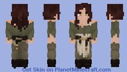 {𝖓𝖊𝖕𝖊𝖓𝖙𝖍𝖎𝖆𝖑} Too Many Esmeron Outfits, I know -Do 𝐍𝐎𝐓 use without Permission- Minecraft Skin