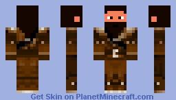 Dwarf Skin Minecraft Skin