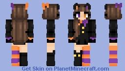 kitty~ Minecraft Skin