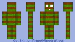 catterpillar Minecraft Skin