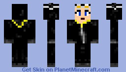 Catwoman (a request from my sister) Minecraft Skin