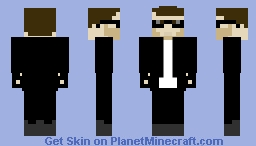 Jack Cole Minecraft Skin