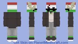 Hungary//CountryHumans Minecraft Skin