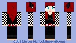 CheesyV Minecraft Skin
