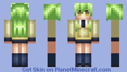 C.C. Minecraft Skin