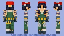 Jules | Fortnite Minecraft Skin