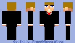 Eddie Claus (Santa Claus Junior) Minecraft Skin