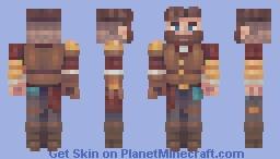 Steampunk Gentleman Minecraft Skin
