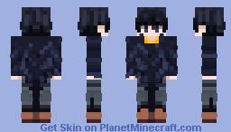 "Seonghwa - Ateez ""Answer"" Minecraft Skin"