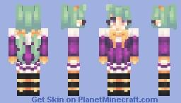 ☽ꁝꋬ꒒꒒ꄲꅐꏂꏂꋊ ꇙꅐꏂꏂ꓄꒐ꏂ☾ Minecraft Skin