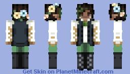 Cecil, The Seelie Prince Minecraft Skin