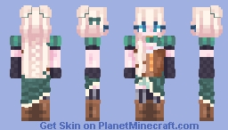 ⚙️☠️Steampunk Pirate Because Why Not ☠️⚙️ Minecraft Skin