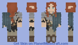 [LOTC] Adventure Ready Minecraft Skin