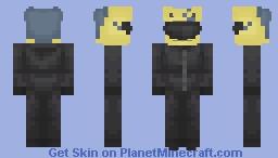 Celty Sturluson Minecraft Skin