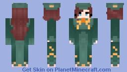 {Anastasia series} Grandma When will I see again? Minecraft Skin