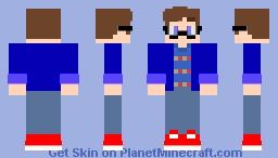 CG5 (FNF) Minecraft Skin