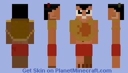 Chaca (Emperors New Groove) Minecraft Skin