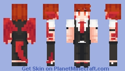 [oc] rise and shine little darling Minecraft Skin