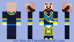 """MehTeh"" Custom Skin Minecraft Skin"