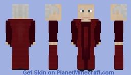 Chancellor Palpatine Minecraft Skin