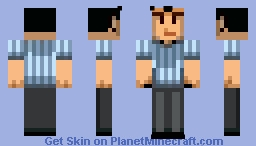 Saulo Minecraft Skin