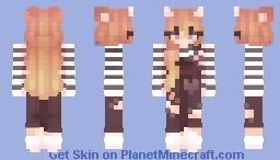Beatrix Minecraft Skin