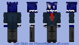 :) Elegant Bonnie :) Minecraft Skin