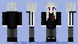 HannyaMan Minecraft Skin