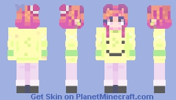 Its Time To Be Happy! Minecraft Skin