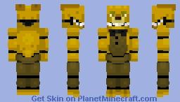SpringBonnie V2 Minecraft Skin
