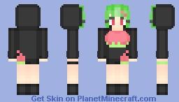Melony - SMG4 - [idk I was bored pt.16] Minecraft Skin