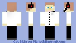 MrMario1701 Minecraft Skin