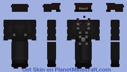 USSR railway school student uniform Minecraft Skin