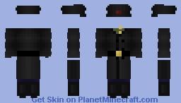Uniform ЕK (Extraordinary Committee of the RSFSR (Russian Socialist Federal Soviet Republic)) Minecraft Skin