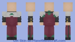 Royal Knights Uniform [Black Clover] Minecraft Skin