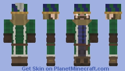 FASHION ICON OF THE WORLD Minecraft Skin