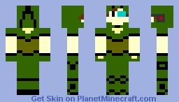 elite marine Minecraft Skin