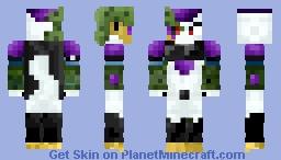 I AM FANSERVICE - [kishinpain] Minecraft Skin